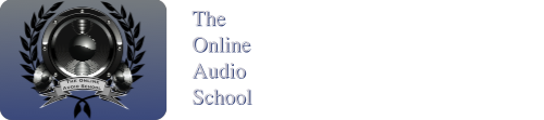 TheOnlineAudioSchool